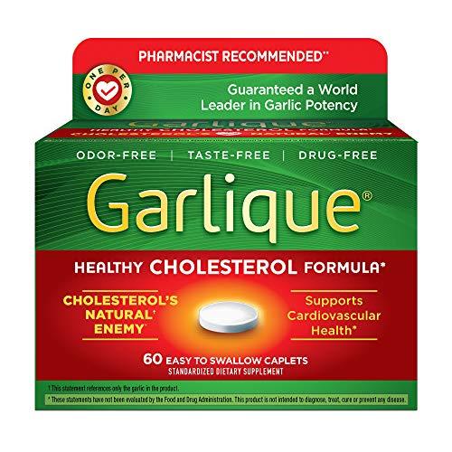 Garlique Dietary Supplement 60