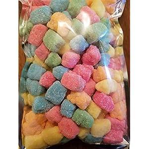 30ct Premium Hemp Gummies, Peach Rings- 100mg per Gummy Ring