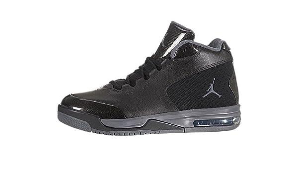 best service 17291 00586 Nike Air Jordan Big Fund Viz (GS) Boys Basketball Shoes 487220-002 Black  6.5 M US, Sports Apparel - Amazon Canada