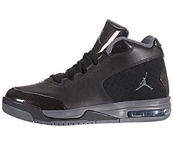 best service 792a5 eff44 Nike Air Jordan Big Fund Viz (GS) Boys Basketball Shoes 487220-002 Black  6.5 M US, Sports Apparel - Amazon Canada