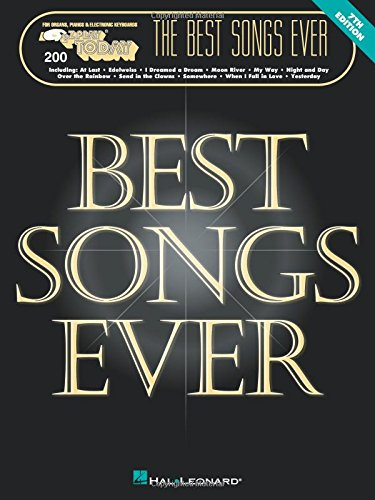 The Best Songs Ever (E-Z Play Today 200) (Autumn Song Lyrics)