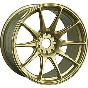 XXR 527 Gold (18x9.75) +20 (5x100/5x4.5)