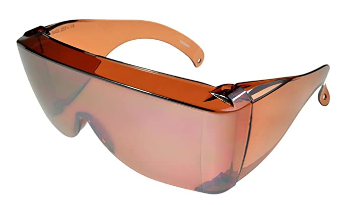 8fad6ae8c4 i sunglasses Fit Over Prescription Glasses Driver 3000DR Copper Extra Large  XL with Pouch