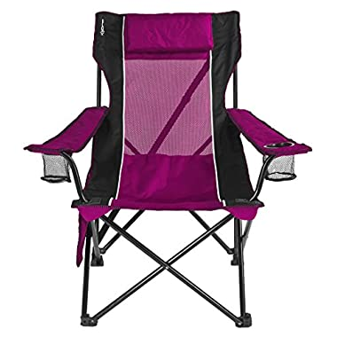 Kijaro Sling Folding Chair (Hanami Pink)