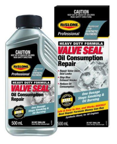 Rislone VALVE SEAL OIL CONSUMPTION REPAIR