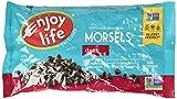 vegan baking chips - Enjoy Life Choc Morsel Drk