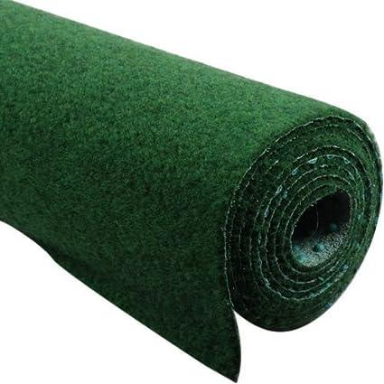 Pelouse Tapis Art Pelouse Comfort marron foncé 200x630 cm