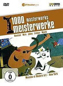 Moma New York: 1000 Masterworks