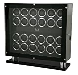 Volta 31-560240 Signature Series Twenty-Four (24) Carbon Fiber Watch Winder фото