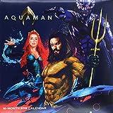 2019 Aquaman Wall Calendar