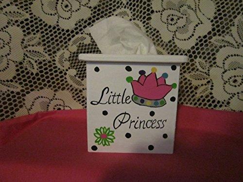 Handmade and Hand Painted Wood Tissue Box Holder.Child's Room,Little - Toilet Northwood Holder Paper