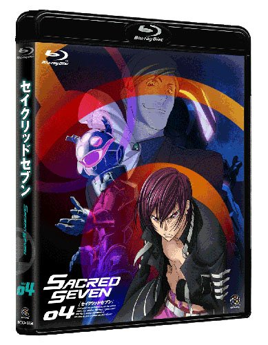 Sacred Seven Vol.04 w/ English Subtitles [Limited Edition] [Blu-ray]