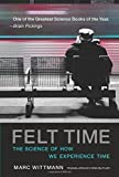 Felt Time: The Science of How We Experience Time (The MIT Press)