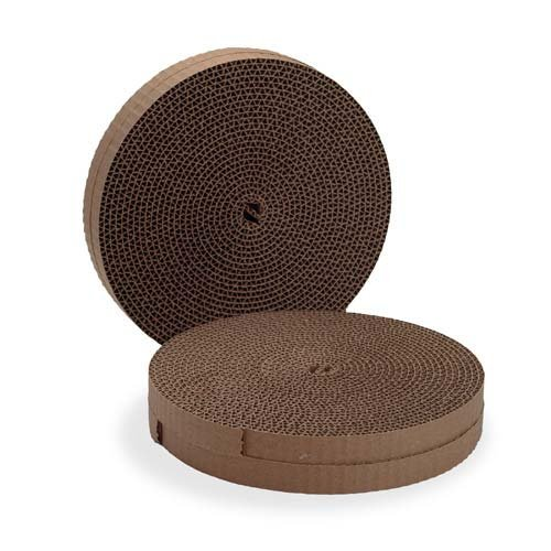 Turbo Linerboard Cat Scratcher Replacement Pad, My Pet Supplies