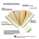 GT USA Organic Cotton Elastic Bandage Wrap