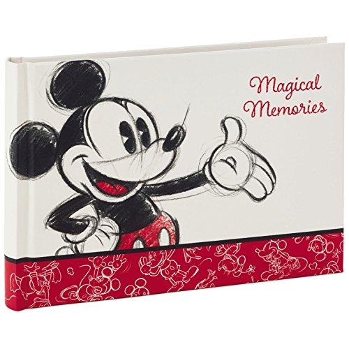 (HMK Hallmark Mickey Mouse Slim Snapshot Album)