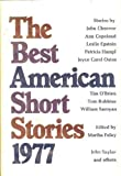 The Best American Short Stories 1977