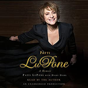 Patti LuPone Audiobook