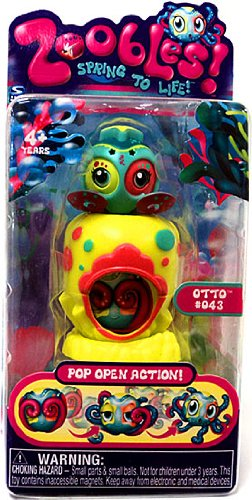 Zoobles Seagonia Collection Single Pack - OTTO #043