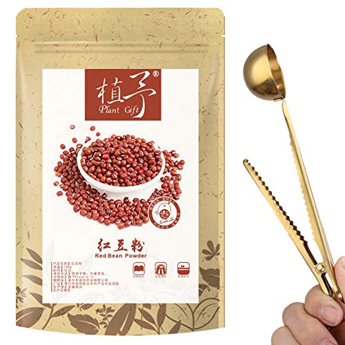 100% Pure Natural Plant Ripe Red Bean Powder Face Film Materials, Meal Powder Skin Care 100G Cleansing, Massage, Quality Balance