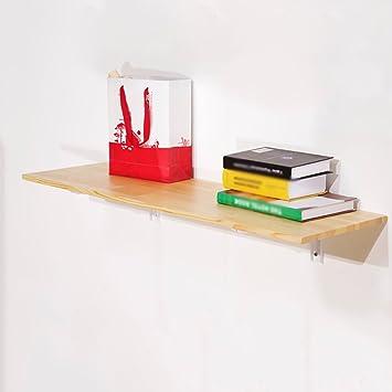 TXX Mesa auxiliar simple para colgar en la pared Mesa de comedor ...