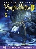 Hideyuki Kikuchi's Vampire Hunter D Manga, Vol. 5