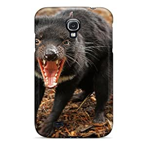 BgArSUE5586UhvwI WilliamMorrisNelson Awesome Case Cover Compatible With Galaxy S4 - Tasmanian Devil by supermalls