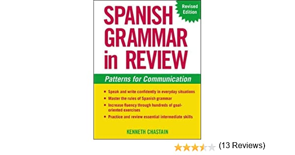 Amazon.com: Spanish Grammar in Review (9780071414166): Kenneth ...