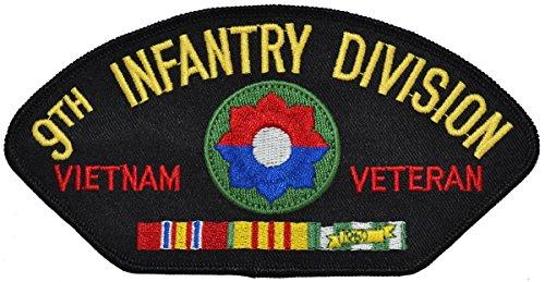 9th Infantry Division Vietnam Vet Hat -