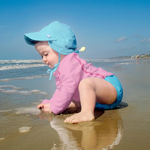i play. Swim Diaper with Snap Buttons for 18 Months Old, Aqua