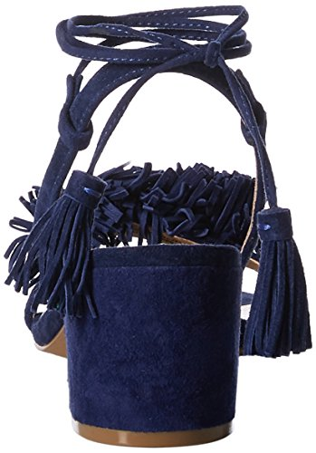 Vittadini Mujer Azul Adrienne Alen Tipo Pescador Sandalia para 178dHqw