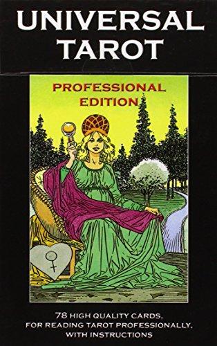 Universal Tarot Professional (English and Spanish Edition)