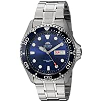 Orient Men's FAA02005D9 Ray 2 Analog Japanese Automatic Silver Watch