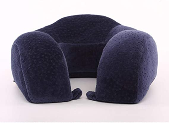 YIWAN Travel Pillow Memory cotton U