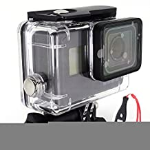 First2savvv 30M Waterproof Housing Diving Swimming Protective case cover for GoPro Hero 5 Black + spanner wrench
