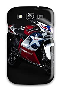 Ducati 848 Sports Bike Feeling Galaxy S3 On Your Style Birthday Gift Cover Case 4635202K71837425