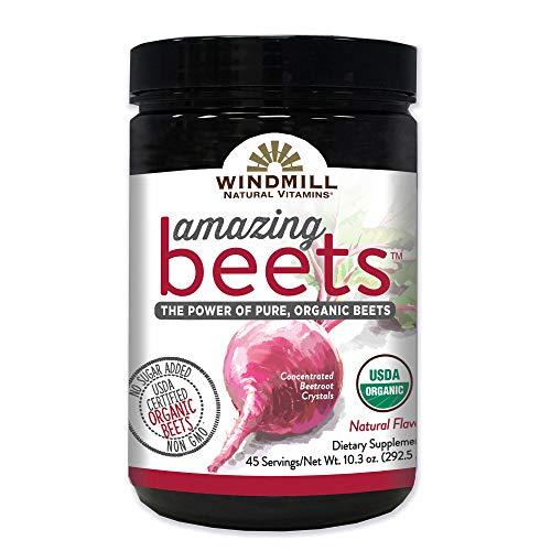 - Windmill Amazing Beets Natural Vitamins, 45 pk./10.3 oz.ES
