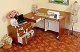 Kangaroo Kabinets - Kangaroo Kabinets & Joey Sewing Cabinet in Teak