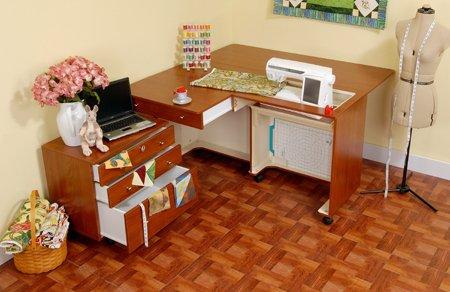 Kangaroo Kabinets – Kangaroo Kabinets & Joey Sewing Cabinet in Teak