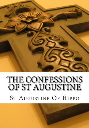 The Confessions of St Augustine by St Augustine Of Hippo - Augustine St Mall Shopping
