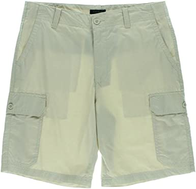 Club Room Mens Double Pleat Twill Casual Shorts