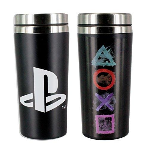 Paladone PlayStation Travel Mug Icons Products Sony Calici Tazze