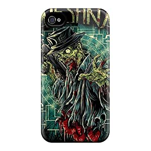 KaraPerron Iphone 6 Protective Cell-phone Hard Cover Provide Private Custom Lifelike Alesana Pictures [aKr2122ibov]