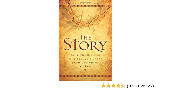 the story read the bible as one seamless story from beginning to