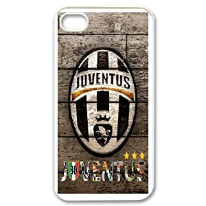 iPhone 4,4S Phone Case for Juventus pattern design