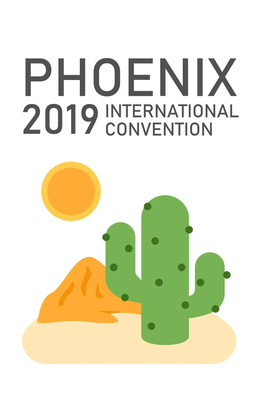 Phoenix 2019 International Convention: JW Gifts International