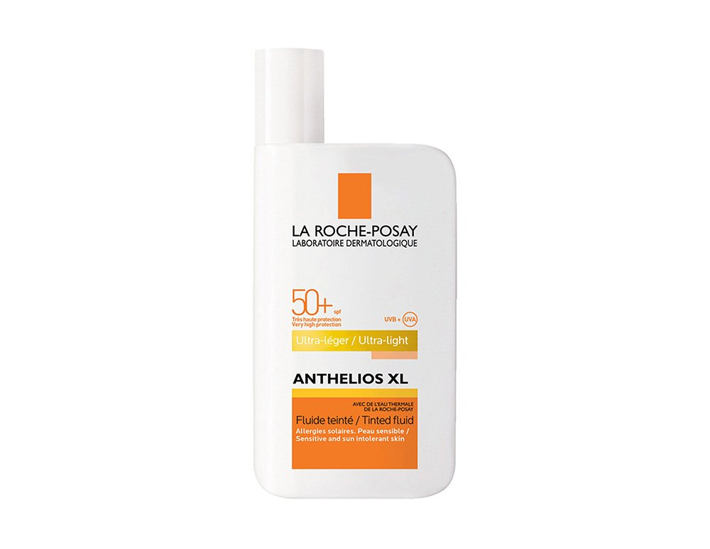 ANTHELIOS XL SPF 50+ Ultra Light Tinted Fluid, Very High Facial Sun Protection for Normal to Combination Skin 50ml La Roche-Possay 3337872411892 9584497