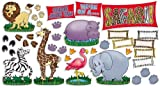 Scholastic Teacher's Friend Safari Animals! Bulletin Board (TF3115)
