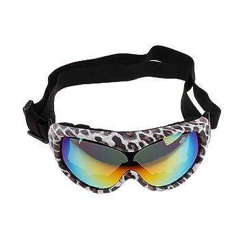 FLAMEER Gafas de Sol Perros Gato Cachorro Prueba Viento Accesorios de Animal Doemstico Resistente Duradero - Tipo 1: Amazon.es: Deportes y aire libre