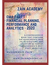 CMA Part 1 - Financial Planning, Performance and Analytics - 2020